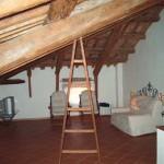 Locanda Ferrara - Locanda -agriturismo Torre Del Fondo - mansarda